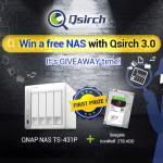 Qsirch 3.0で、QNAPのNASを無料でゲット!