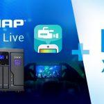 QNAP DJ2 Live、ビデオ映像をNASに保存しながら、QNAP NASからの4Kライブストリーミングを実現