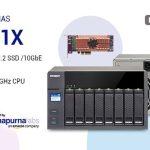 QNAPのコスト効率の良い1.7GHzクアッドコア TS-831X NAS、QM2拡張カードをサポート