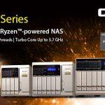 世界初のRyzen NAS:QNAP、仮想マシンのパフォーマンスをブーストするため8コア3.7GHz AMD Ryzen 7 1700プロセッサを搭載したTS-x77ビジネスNASを発表
