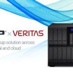 QNAPのエンタープライズNAS、オールインワンのバックアップソリューションを物理、仮想、クラウド環境にわたり提供するためにVeritas Backup Execをサポート