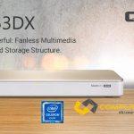 新しいQNAP HS-453DX Silent NAS:Intel®クアッドコアプロセッサ、4K HDMI 2.0、M.2 SSDキャッシング、10GbEを採用した究極のホームNAS