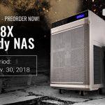 QNAP、ハイブリッドストレージと即座に利用可能なソフトウェアを搭載した、AI ReadyなNAS TS-2888Xを発表。今すぐプリオーダーで15%の割引