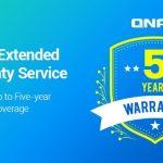 QNAPは5年間までの保証を提供する延長保証サービスを発表