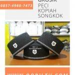 Agen & Grosir Peci Kopiah Songkok di Labuhanbatu Terlengkap