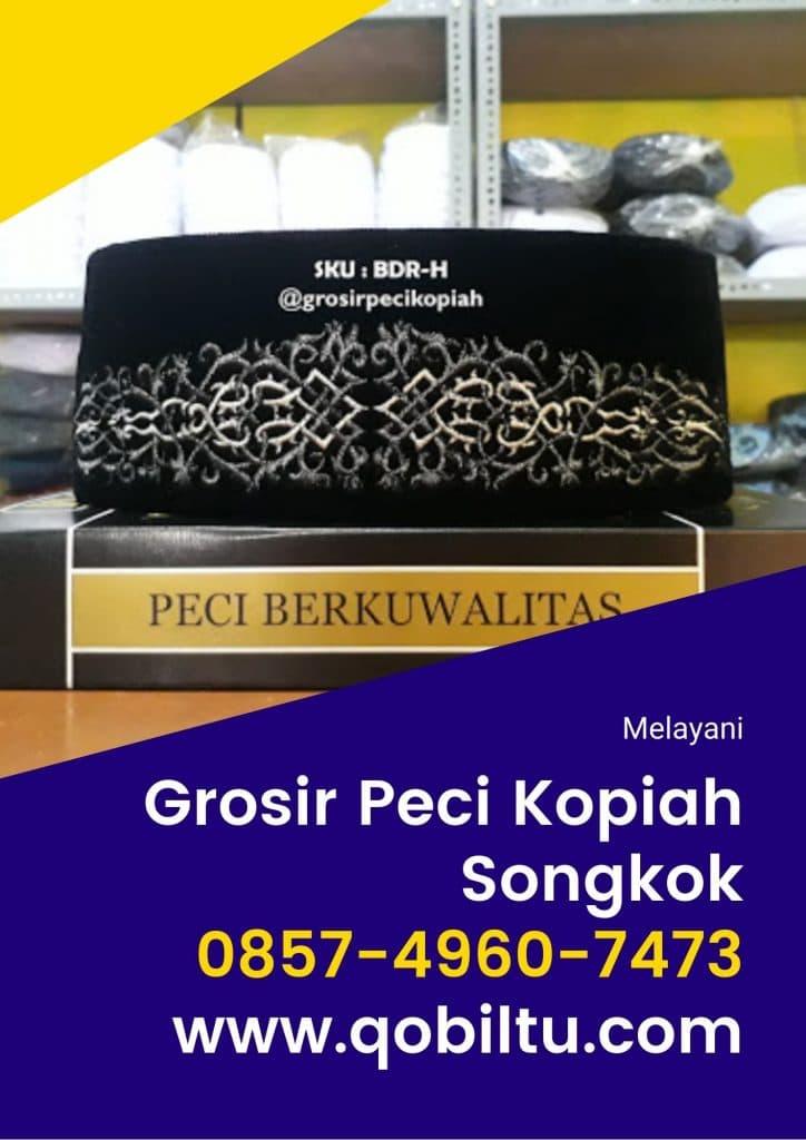 pusat Agen & Grosir Peci Kopiah Songkok di Banjarbaru Terlengkap