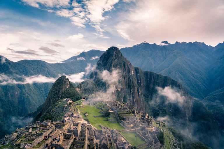 QosqoExpeditions - Machu Picchu Premium Tours with Vistadome Train Travel