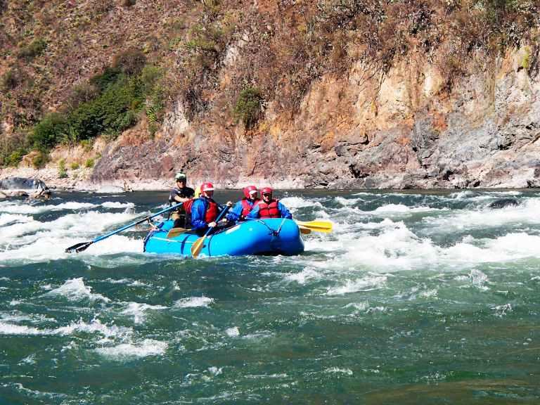 QosqoExpeditions - White Water Rafting Apurimac River