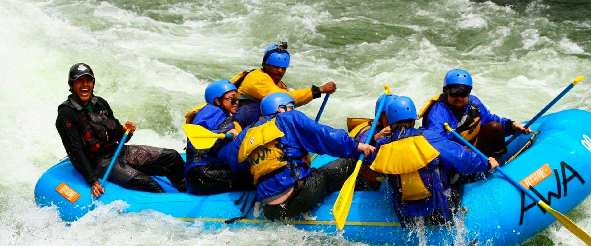 Rafting Apurimac River Black Canyon