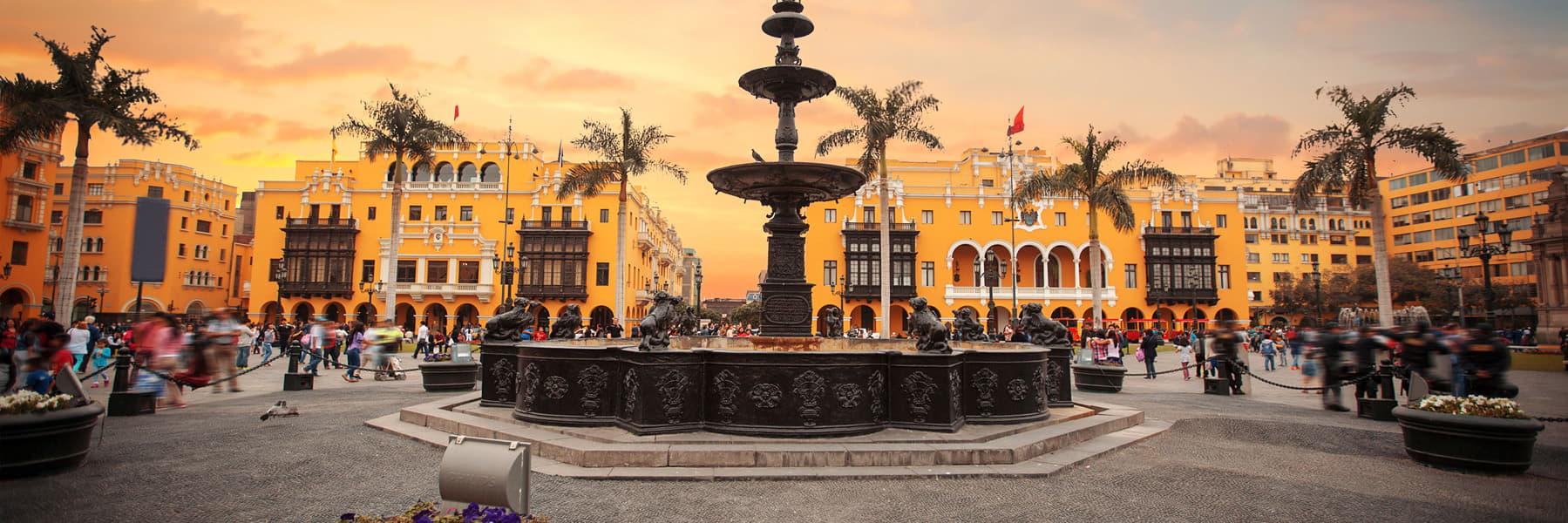 City of Lima, gastronomic capital