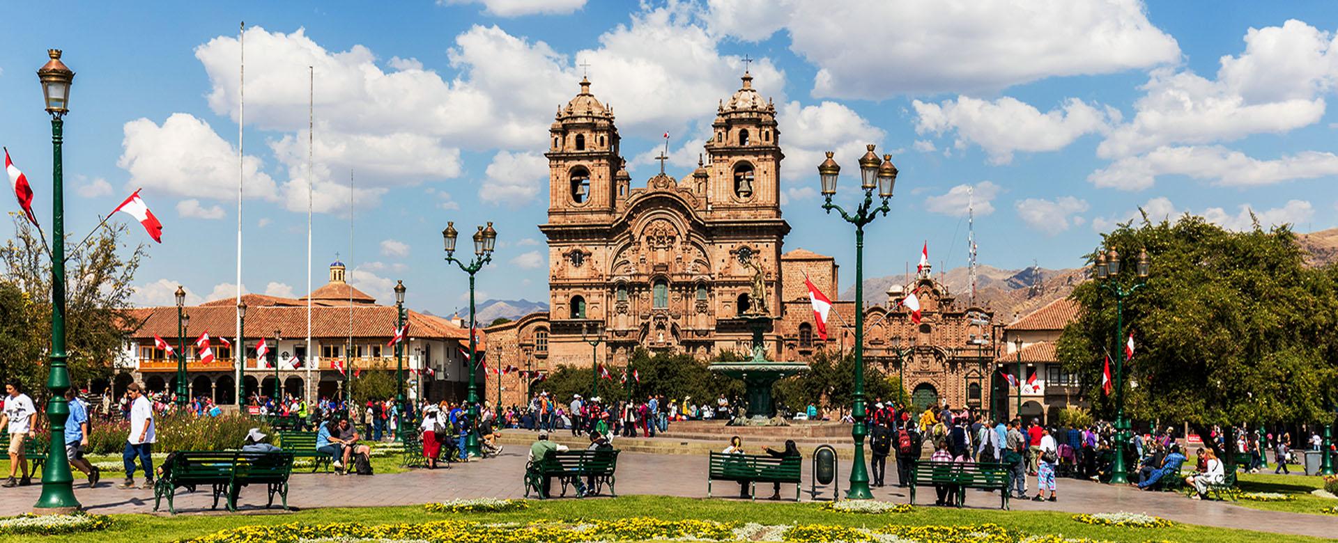 Basilica Cathedral of Cusco