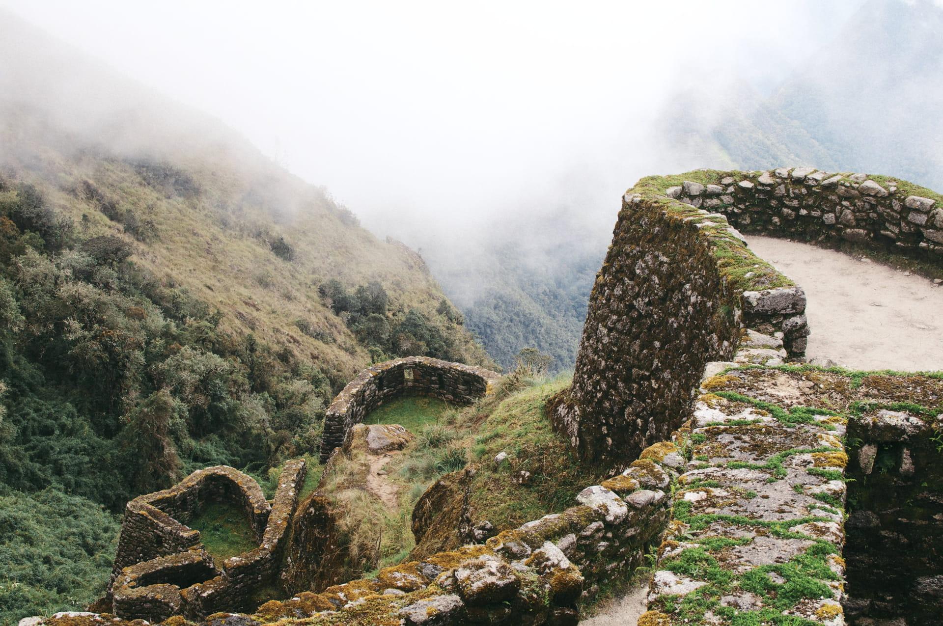 Walking the Inca Trail Cusco