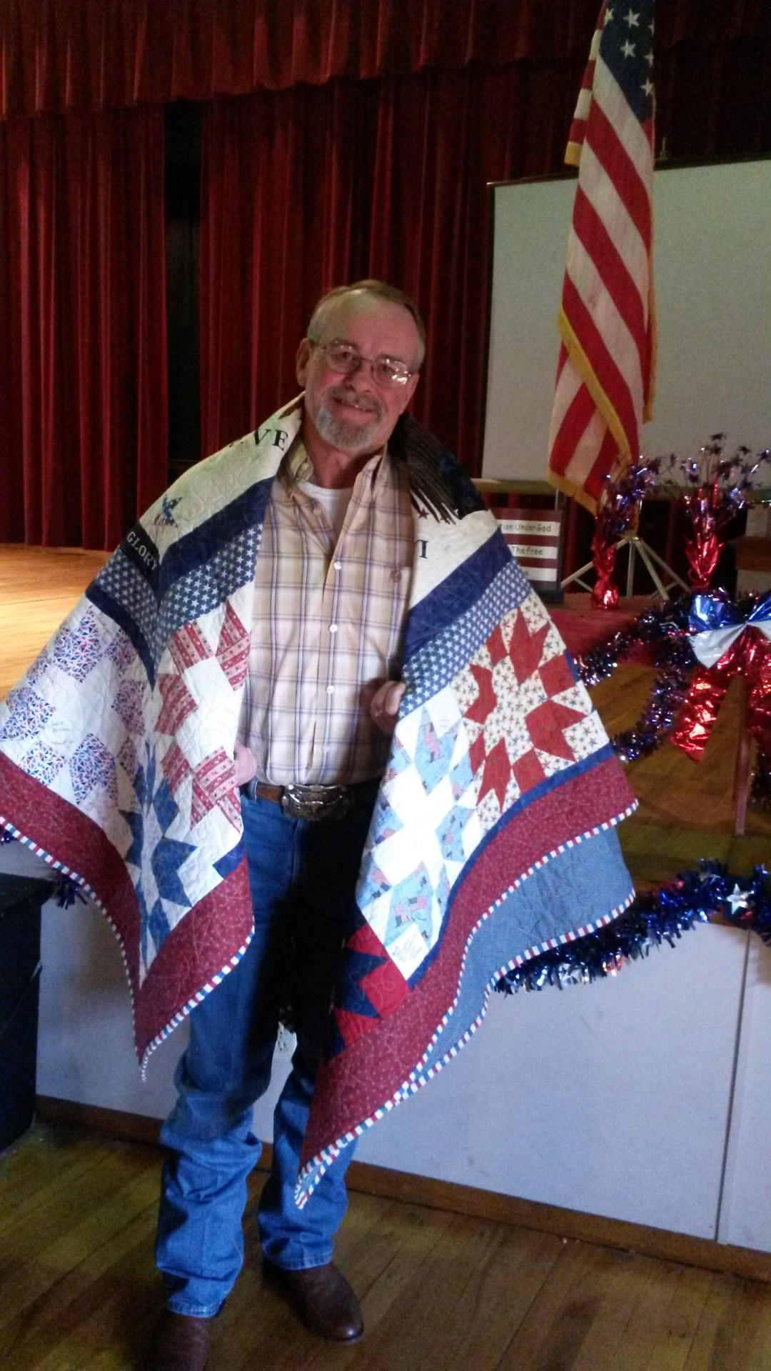Request A Quilt Of Valor Quilts Of Valor Foundation