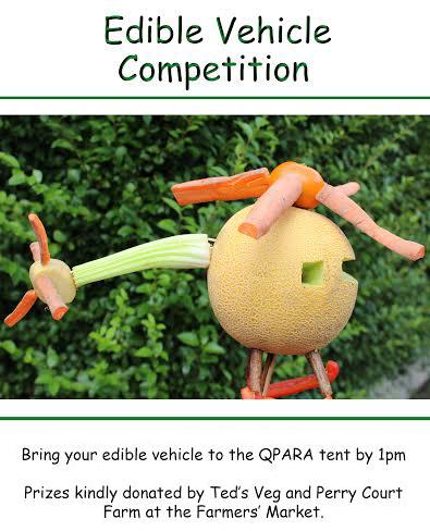 Edible Vehicle 15