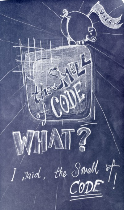 The Smell of Code