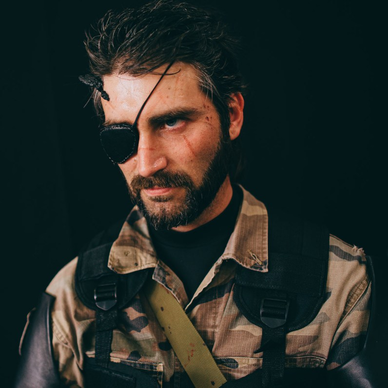 Venom Snake, Metal Gear Solid