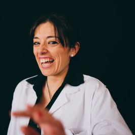 Naomi Hunter from Metal Gear Solid