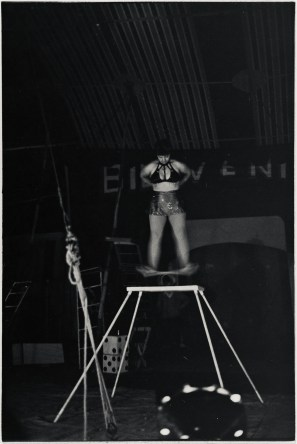 Circus, Zapallar, Chile, 1988