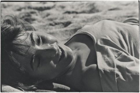 Paula, Cachagua, Chile, 1988