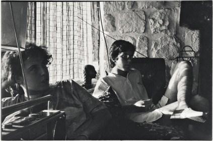 Antonia & Juan, Cachagua, Chile, 1988