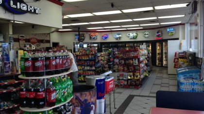Highway Location Gas station – Priced to Sell