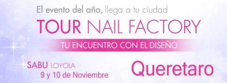 Tour Nail Factory 2014