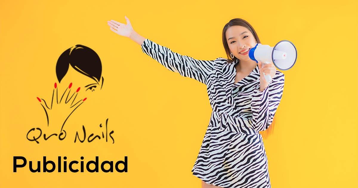 Qro Nails Publicidad