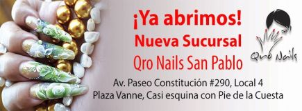 Nueva Sucursal Qro Nails