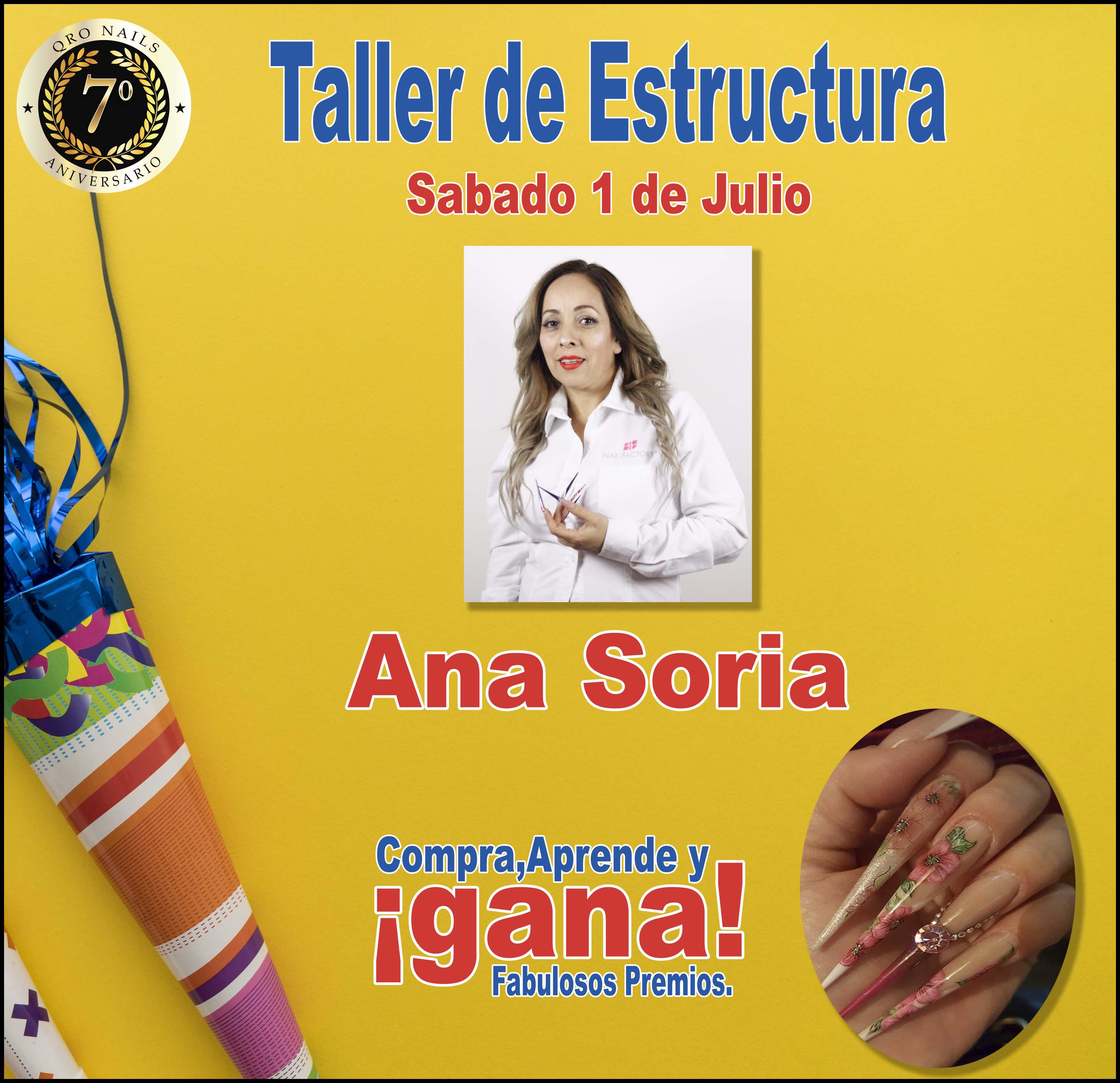 Estructura Ana Soria