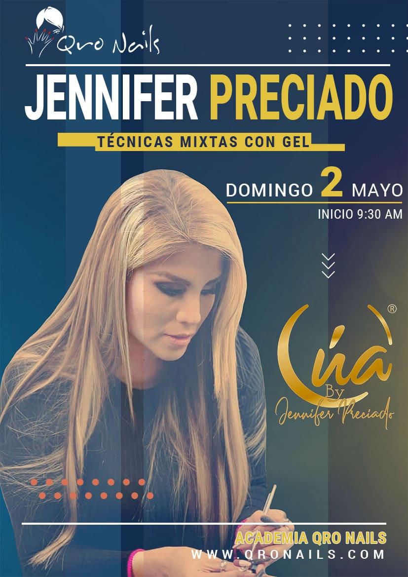 Jennifer Preciado Flyer Qro Nails 1