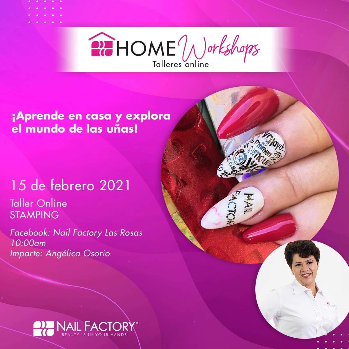 Curso Stamping Nail Factory