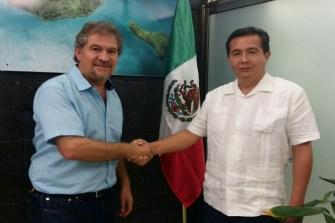 Secretario de Ecología y Medio Ambiente (SEMA) Alfredo Arellano Guillermo nombró a Óscar Álvarez Gil como subsecretario de Protección Ambiental y Planeación Técnica