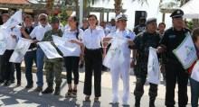 Arrranca operativo vacacional de verano en Puerto Morelos 4