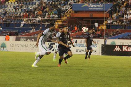 Atlante golea 4-1 a Cafetaleros en la apertura del ascenso 4