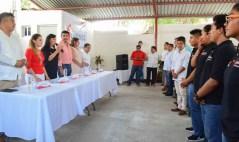Convoca Laura Fernández a los jóvenes a trabajar por un mejor Puerto Morelos 5