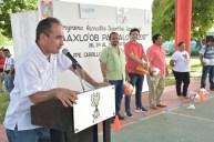 Inauguran autoridades en FCP los talleres recreativos de verano Baax Lo´ob Pala lo'ob 6