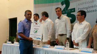 Reconocen a empresas de Quintana Roo que cuidan el medio ambiente 3