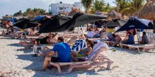 Vive Puerto Morelos excelente fin de semana en materia turística 5