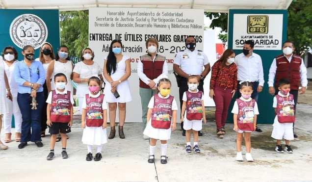 Mantendremos nuestro apoyo a la educación de nuestros niños y jóvenes 4