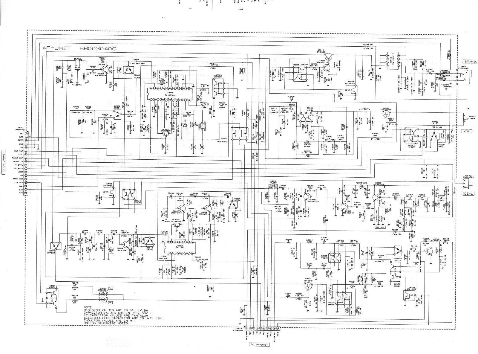 Yaesu Mic Wiring Diagram | Wiring Diagram Database on