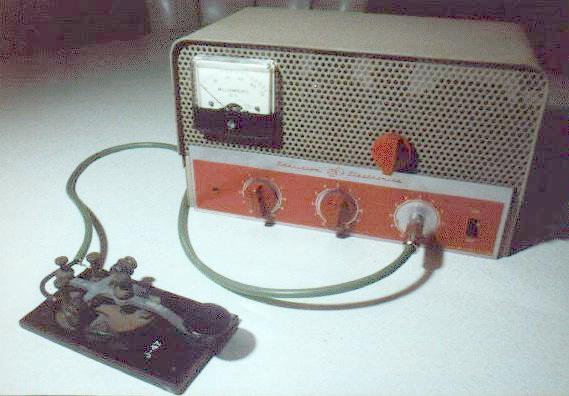 N6ev S Amateur Radio Glowbugs Page