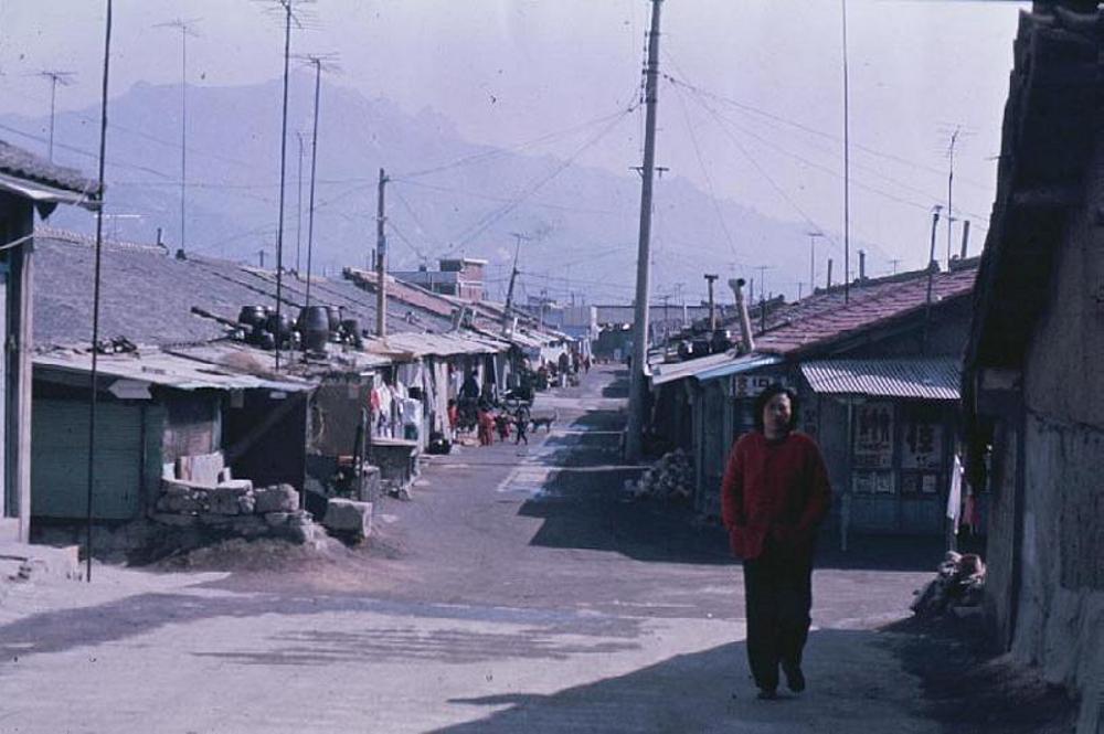 Uijongbu Korea 1950 1985