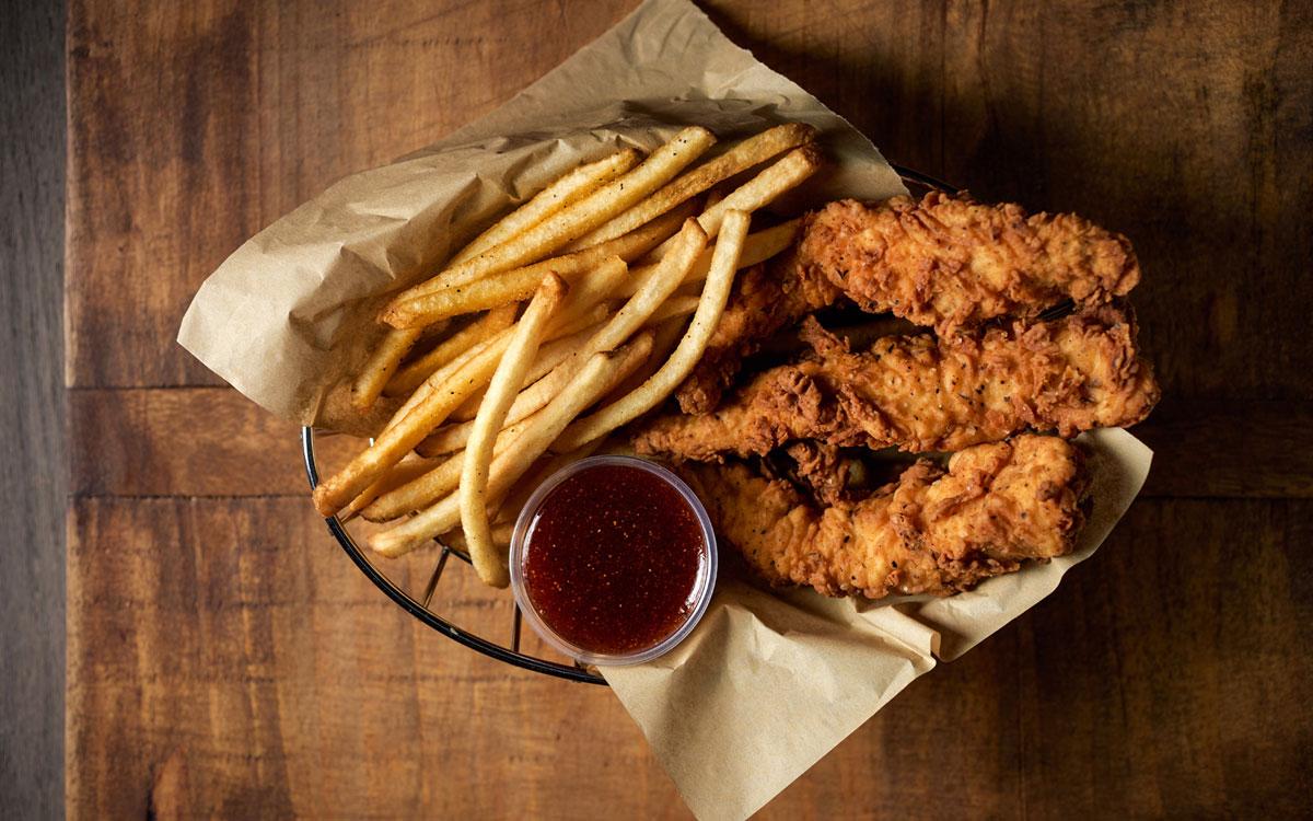 Best Fast Food List