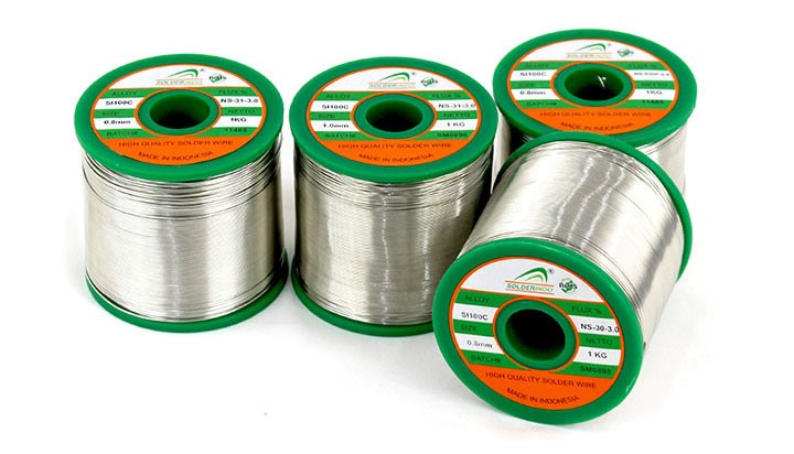 Advantages and Disadvantages of Lead Free Solder Wire: An Overview