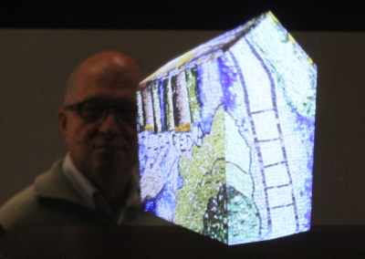 The hologram of a Mosaic