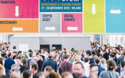 Ologrammi Interattivi all'IT Forum di Milano