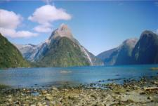 Photo of Milford Sound in New Zealand!