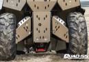 Yamaha blinde le Kodiak 450