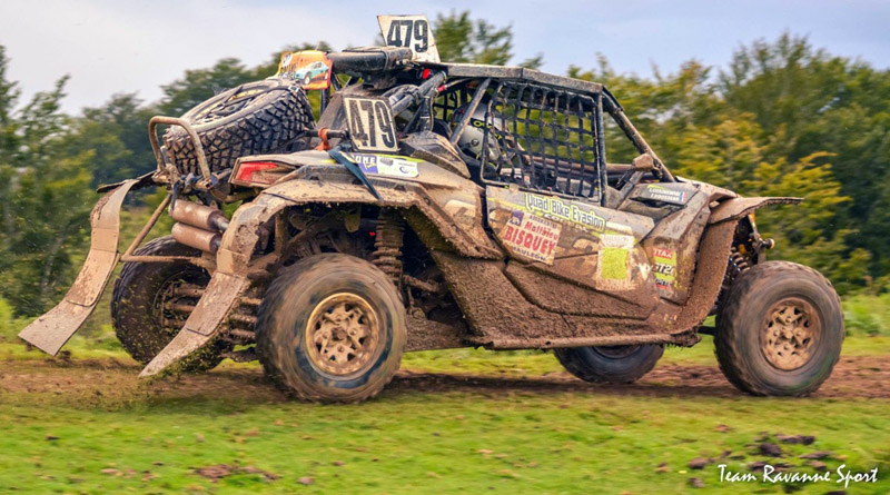 Reportage / Rallye des Cimes