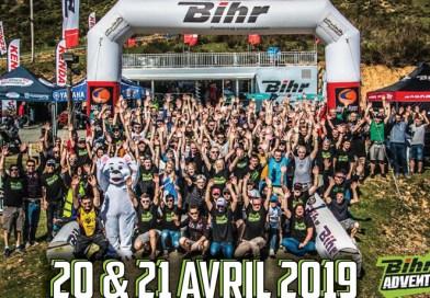 Les dates du Bihr Adventure 2019 !